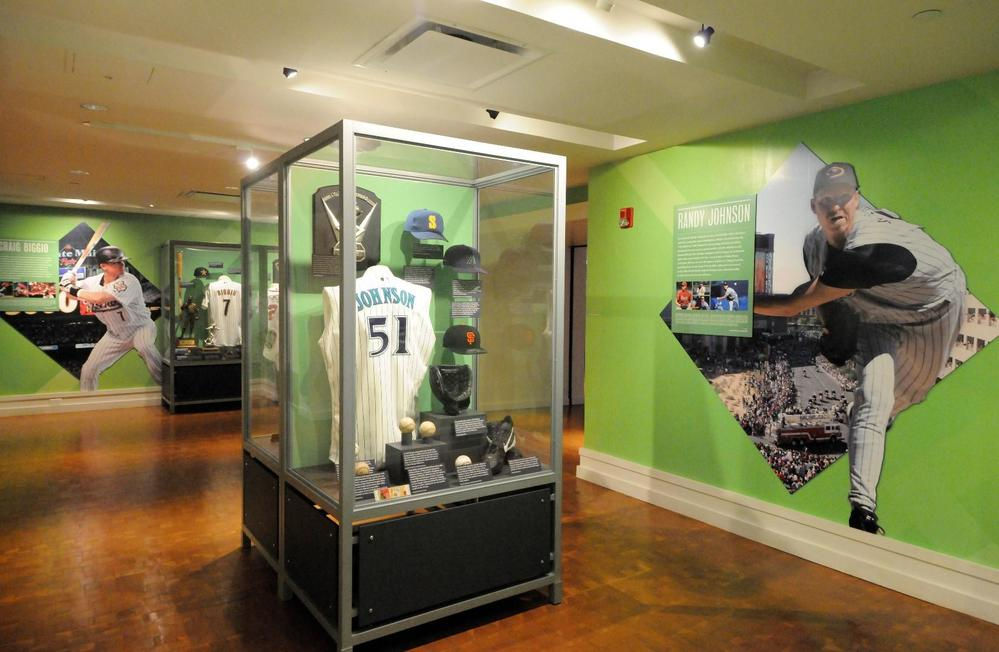 new york giants baseball hall of famers images