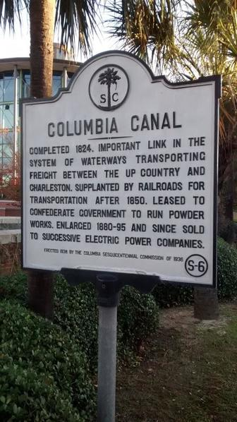 columbia canal