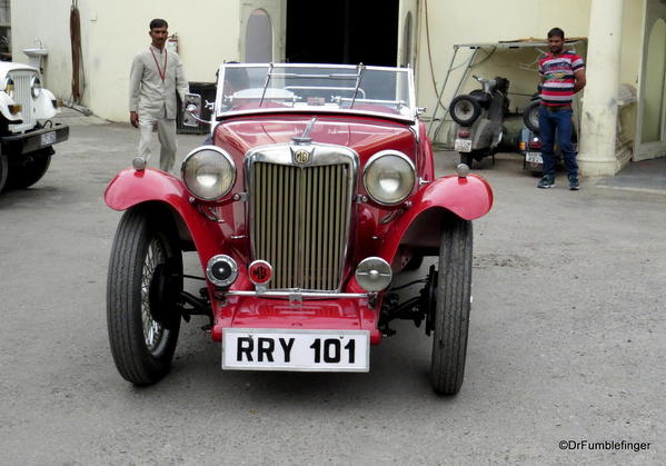 1946 MG TC Covertible (1)