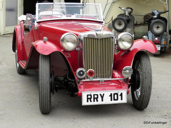 1946 MG TC Covertible (3)