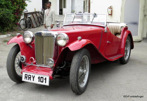 1946 MG TC Covertible (5)