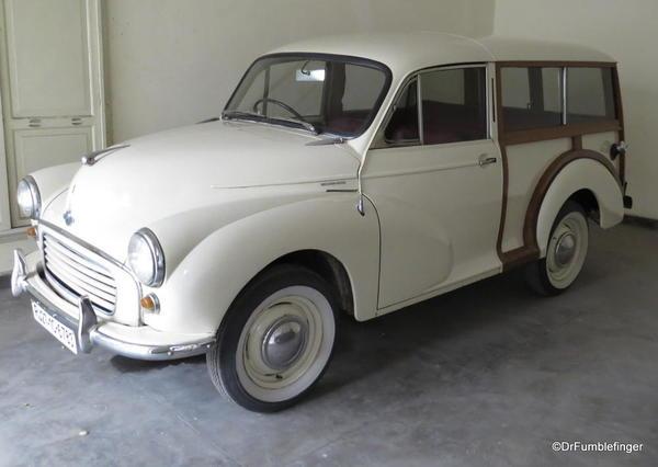 1950 Morris Tiger (1)