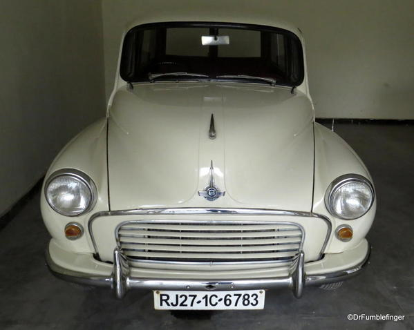 1950 Morris Tiger (2)