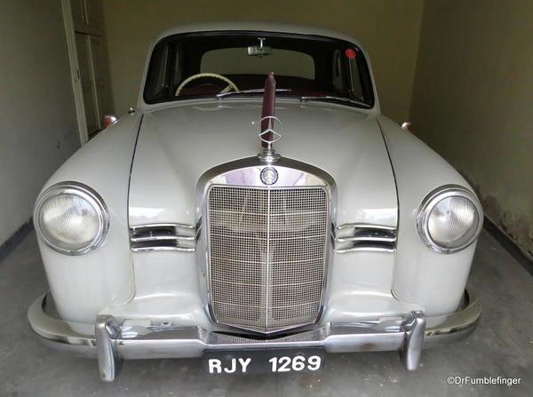 1956 Mercedes 180D (2)