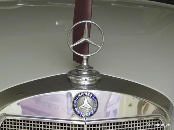 1956 Mercedes 180D (4)