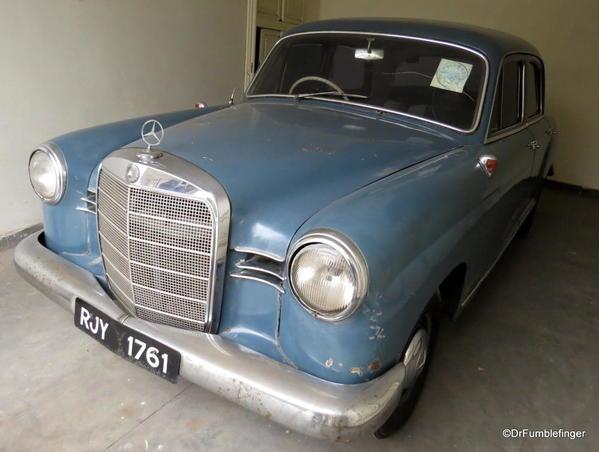 1960 Mercedes 190Db (1)