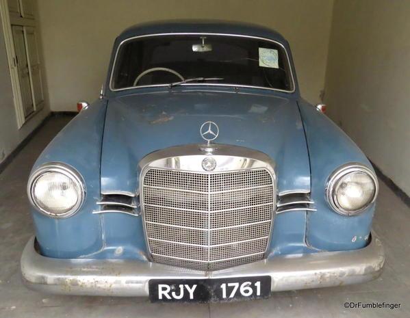 1960 Mercedes 190Db (2)