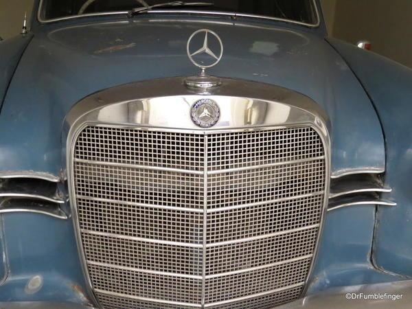 1960 Mercedes 190Db (3)