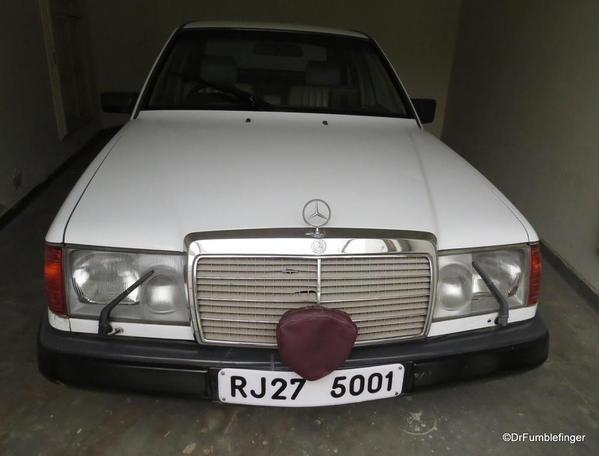 1989 Mercedes 800D (2)