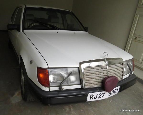 1989 Mercedes 800D (3)