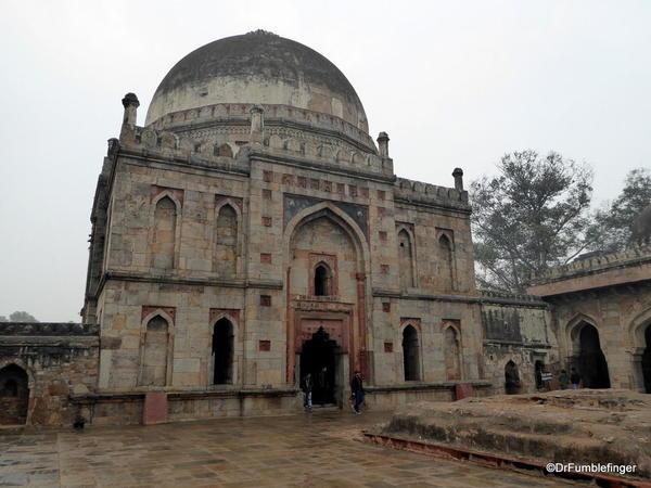 11 Lodhi Gardens, Bara Gumbad Tomb. Delhi 02-2016