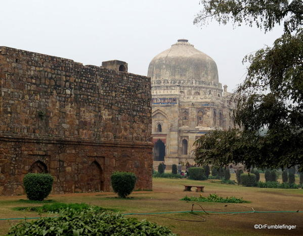 15 Lodhi Gardens, Bara Gumbad Tomb. Delhi 02-2016