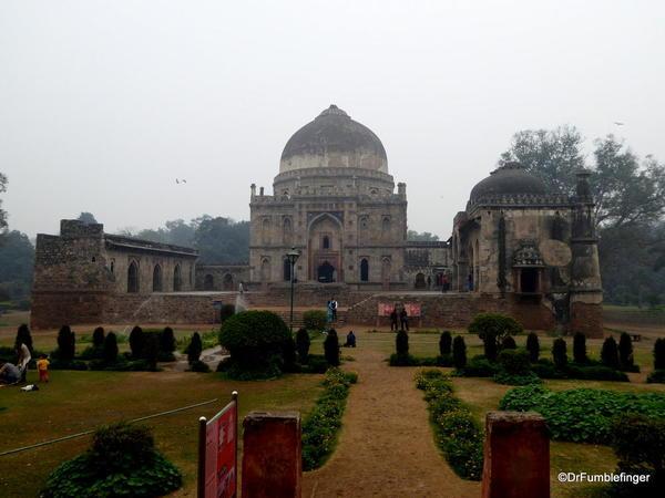 18 Lodhi Gardens, Bara Gumbad Tomb. Delhi 02-2016