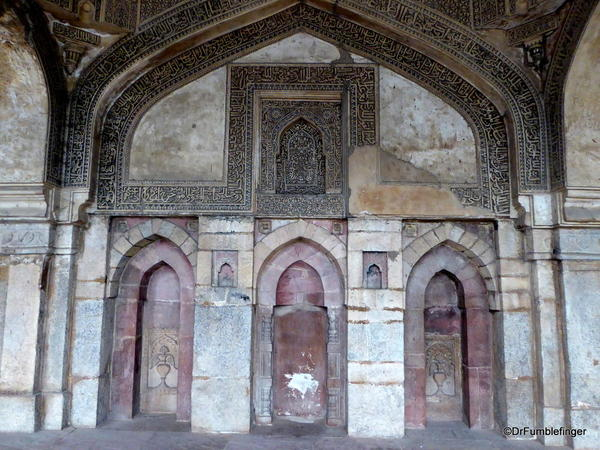 20 Lodhi Gardens, Bara Gumbad Masjid. Delhi 02-2016