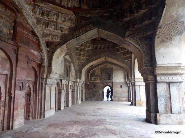 25 Lodhi Gardens, Bara Gumbad Masjid. Delhi 02-2016
