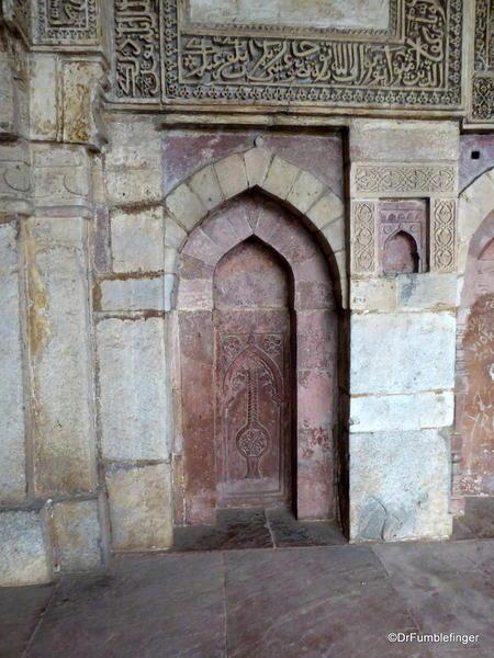 26 Lodhi Gardens, Bara Gumbad Masjid. Delhi 02-2016