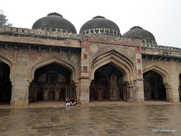 33 Lodhi Gardens, Bara Gumbad Masjid. Delhi 02-2016