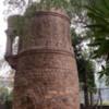 Lodi Gardens, Delhi, Round Tower.