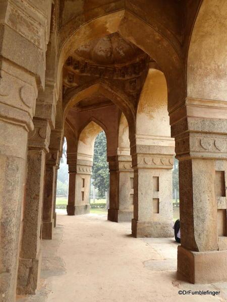47e Lodhi Gardens, Muhammad Shah's Tomb. Delhi 02-2016