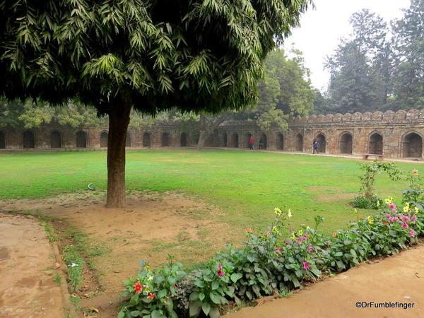 68 Lodhi Gardens, Sikander Lodhi's Tomb. Delhi 02-2016