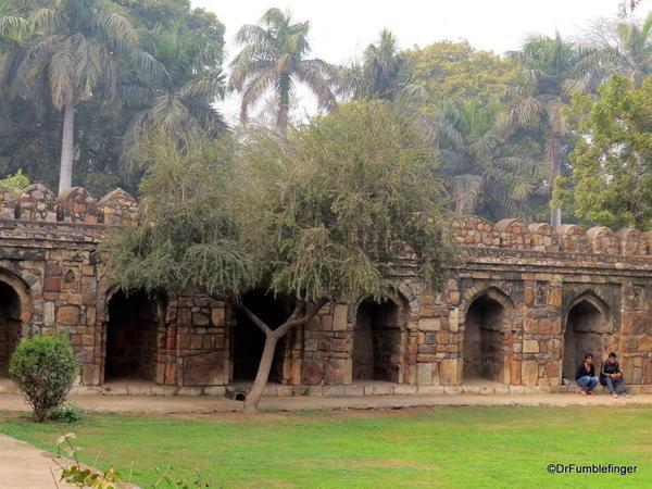 70 Lodhi Gardens, Sikander Lodhi's Tomb. Delhi 02-2016