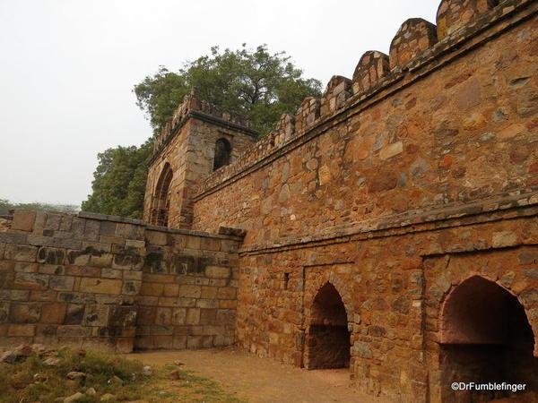 73 Lodhi Gardens, Sikander Lodhi's Tomb. Delhi 02-2016