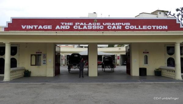 01 Udaipur Vintage Car Museum
