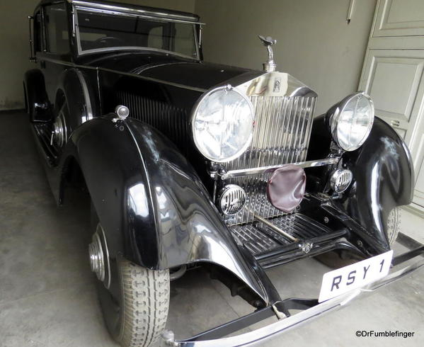 1934 Rolls Royce Phantom II (2)