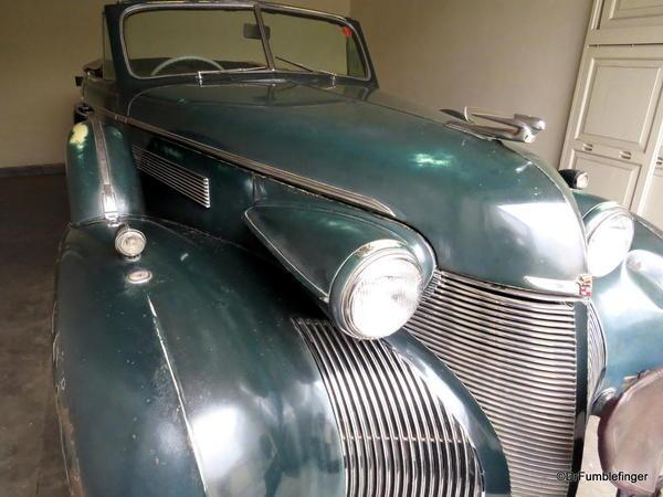 1938 Cadillac 5 Seater Cony Sedan (4)