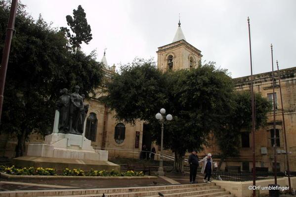 01 St John's Co-Cathedral, Valleta