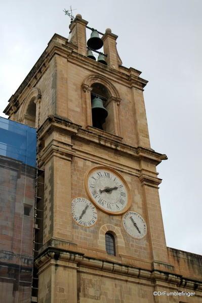 04 St John's Co-Cathedral, Valleta