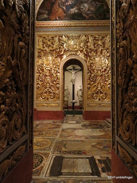 06 St John's Co-Cathedral, Valleta