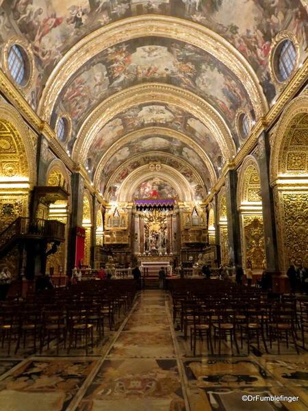 09 St John's Co-Cathedral, Valleta