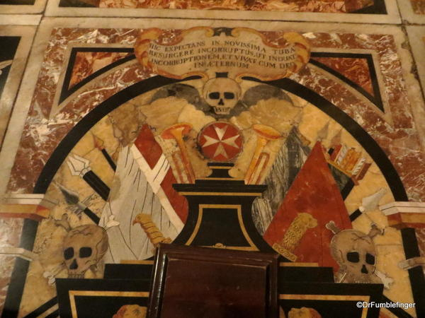 12 St John's Co-Cathedral, Valleta