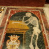 Floor of St John's Co-Cathedral, Valleta