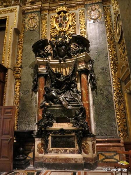 14 St John's Co-Cathedral, Valleta