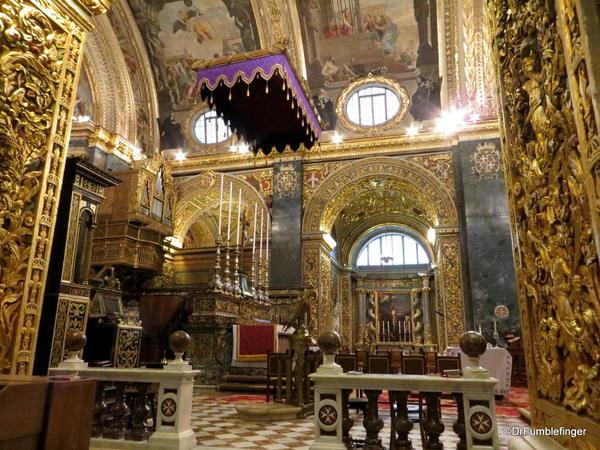 42 St John's Co-Cathedral, Valleta