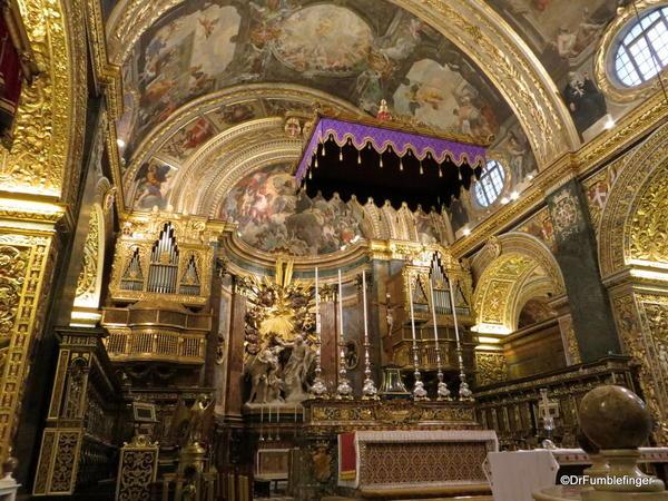 42b St John's Co-Cathedral, Valleta