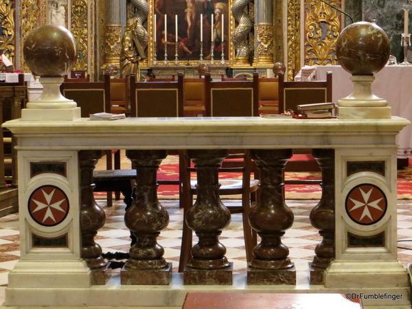 45 St John's Co-Cathedral, Valleta