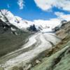 Pasterze Glacier, Grossglockner, Austria