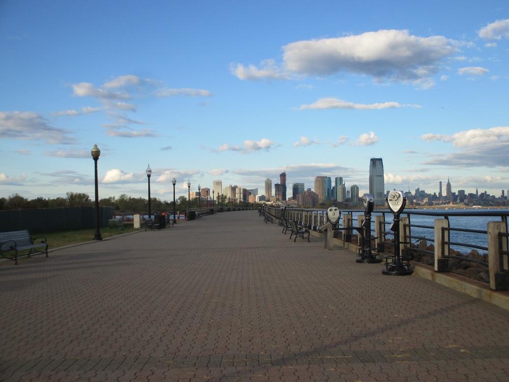 April 27 2016 Liberty State Park New Jersey Travelgumbo