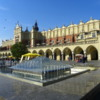 Cloth Hall: Main Square, Krakow, Poland