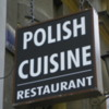 Polish Restaurant: Main Square, Krakow, Poland