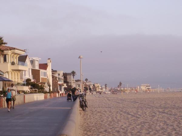 Dockweiler State Beach and park2