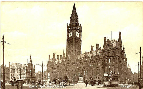 Manchester_Town_Hall_late_19th_Century