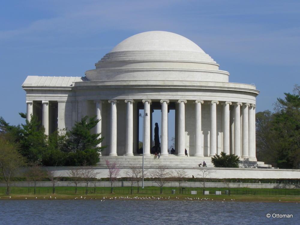 June 23 2016 Thomas Jefferson Memorial Washington D C