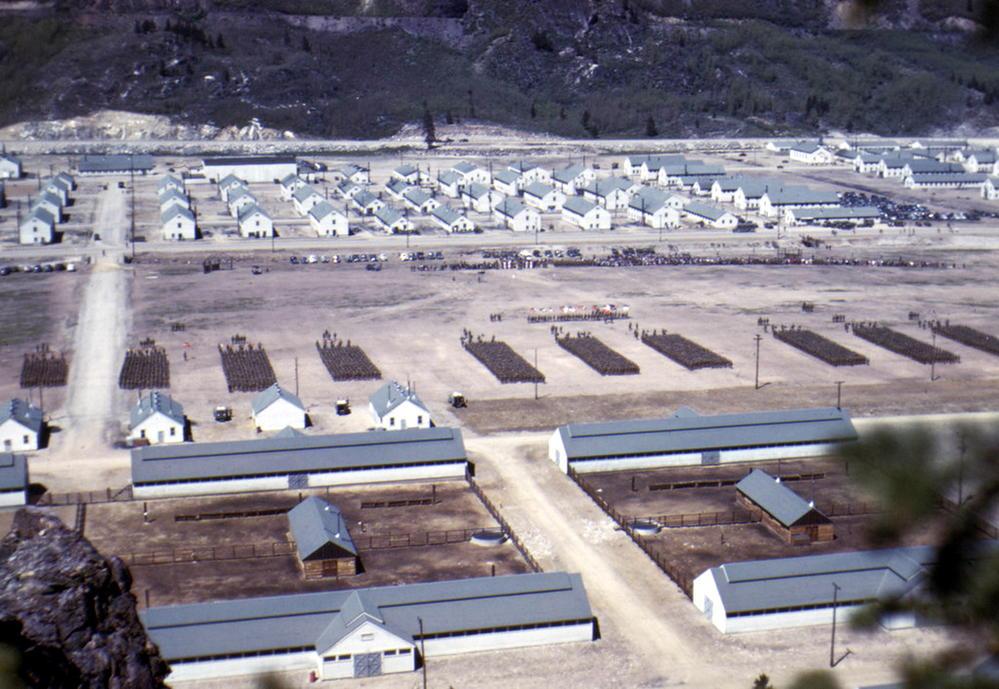 Camp Hale Colorado Where Gumbo Was 174 Travelgumbo