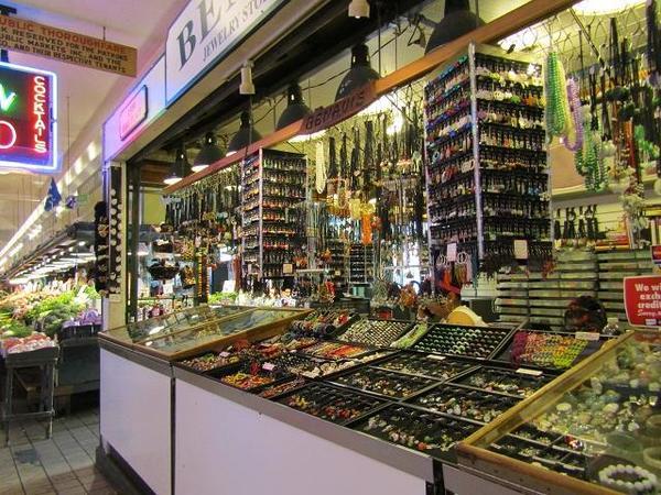Pike Place Market - Jewlery