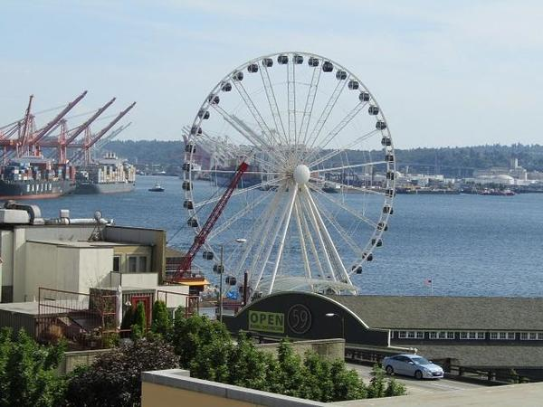 Pike Place Market - Ferris Wheel