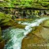 Unusual erosions, River Gelt